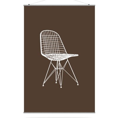 Inhabit Modern Classics 1951 Slat in Chocolate and Sunshine