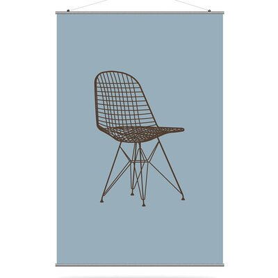Inhabit Modern Classics 1951 Slat Wall Hanging