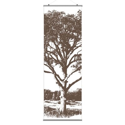 Inhabit Morning Glory Tree 2 Slat Wall Hanging