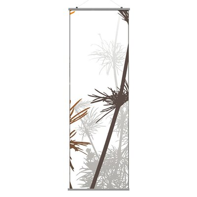 Inhabit Morning Glory Prairie Slat Wall Hanging