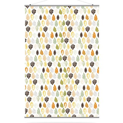 Inhabit Aequorea Collage Slat Wall Hanging