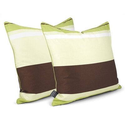 Inhabit Nourish Cotton Sateen Studio Pillow