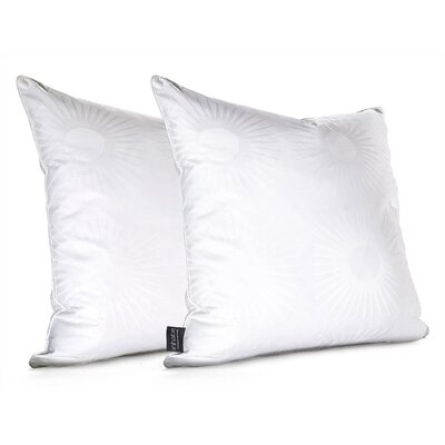 Inhabit Estrella Studio Pillow in Pure White