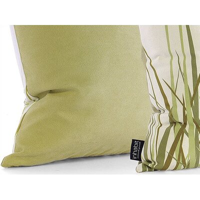 Inhabit Nourish Summer Suede Throw Pillow