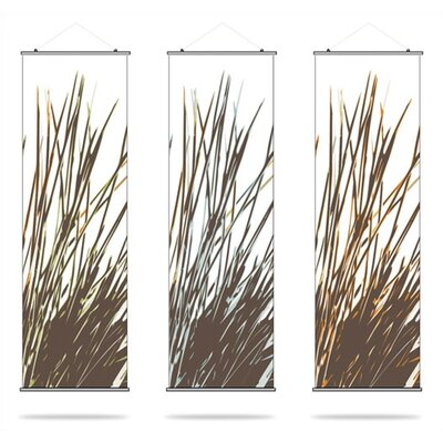Inhabit Thatch Slat Hanging Panel Collection