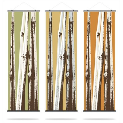 Inhabit Bamboo Slat Hanging Panel Collection