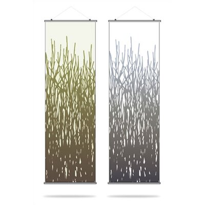 Inhabit Field Grass Slat Hanging Panel Collection