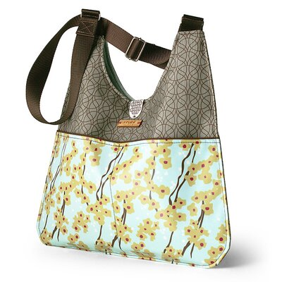 Nixon Flowering Pyrus Shoulder Bag