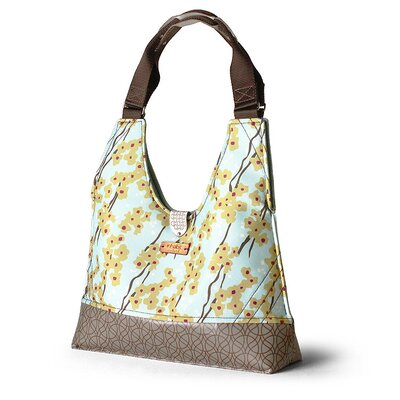 Inhabit Reagan Flowering Pyrus Hobo Bag