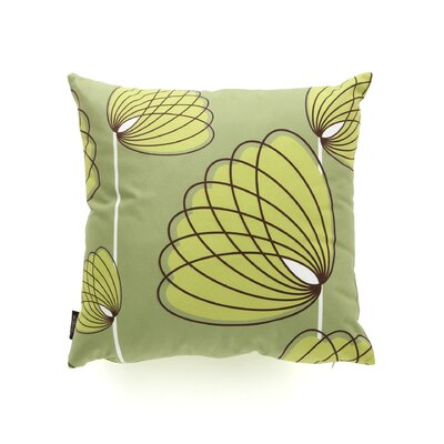 Aequorea Lotus Synthetic Pillow