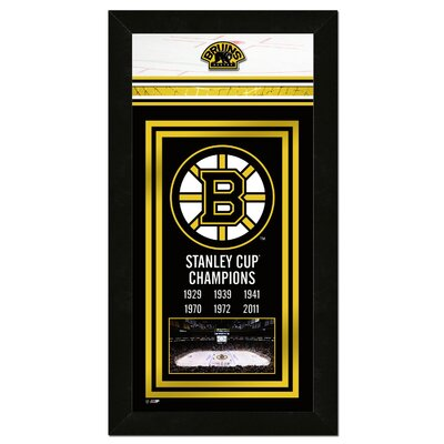 Photo File NHL Championship Banner