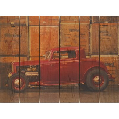 Gizaun Art Deuce Coupe Wall Art