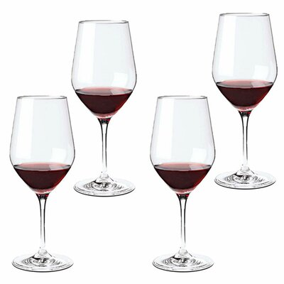 Wine Enthusiast Fusion Classic Cabernet / Merlot Wine Glass (Set of 4)