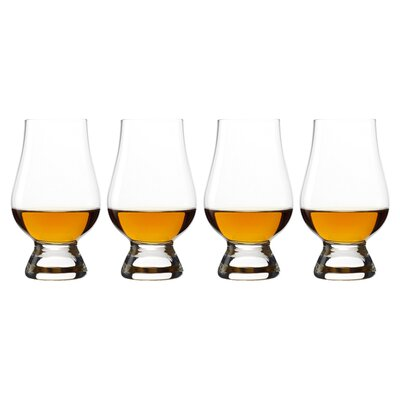Wine Enthusiast Glencairn Whisky Glass (Set of 4)