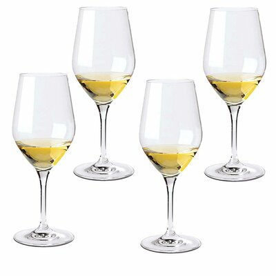 Wine Enthusiast Fusion Classic Chardonnay Wine Glass (Set of 4)