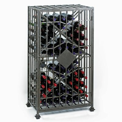Soho Table Top 64 Bottle Wine Jail