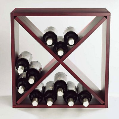 Wine Enthusiast 24 Bottle Wine Rack
