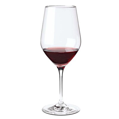 Wine Enthusiast Companies Fusion Classic Cabernet / Merlot Wine Glass (Set of 4)