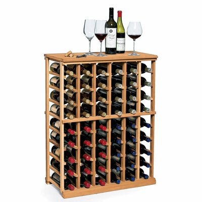 N'finity 60 Bottle Wine Rack