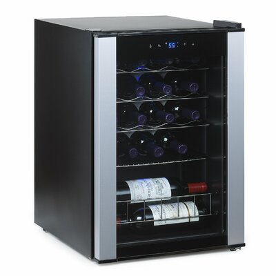 Wine Enthusiast Companies Evolution Series 20 Bottle Wine Refrigerator