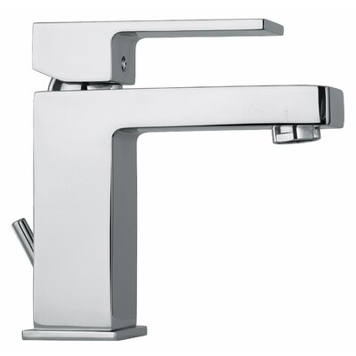 J12 Bath Series Single Lever Handle Bathroom Faucet with Linear Matched Spout - 12211