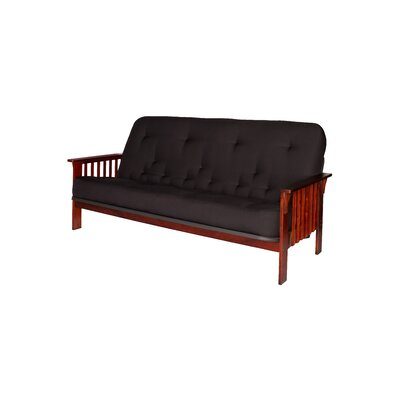 Big Tree Furniture ComfortFlex Series Newport Full Futon and Mattress