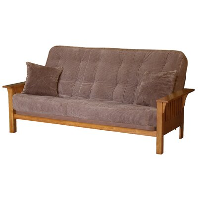 Big Tree Furniture ReFlex Support Series Utah Futon and Mattress