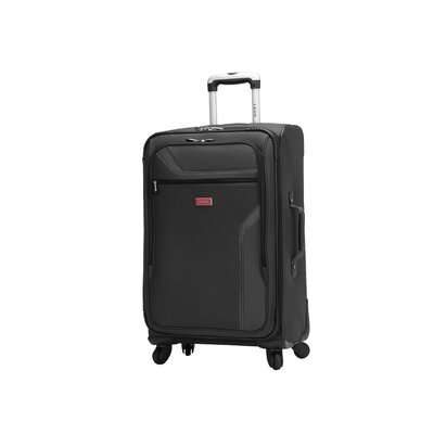 "IZOD Journey 3.0 24"" Spinner Expandable Carry-On Suitcase"