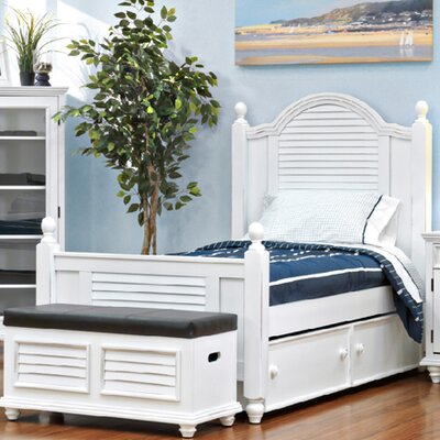 Outer Banks Panel Bed
