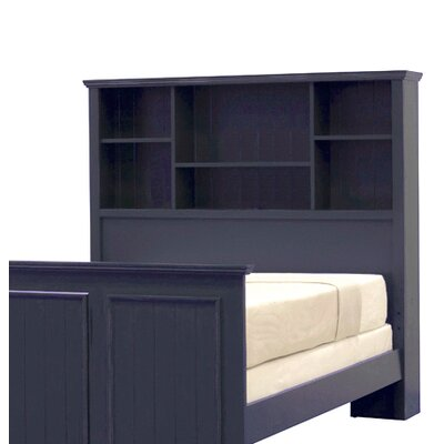 John Boyd Designs Notting Hill Captain's Bookcase Headboard