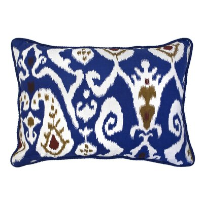 Divine Designs Ikat Cotton Pillow Sham