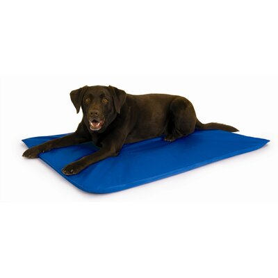 K&H Manufacturing Cool Dog Bed III™ in BLUE