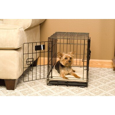 Self-Warming Heated Crate Pad Dog Bed