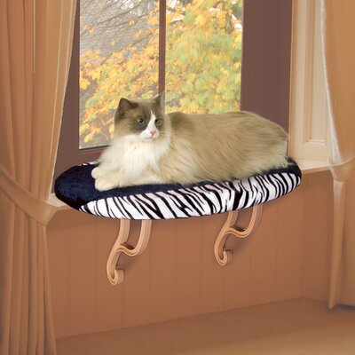 K&H Manufacturing Kitty Sill Cat Bed Perch