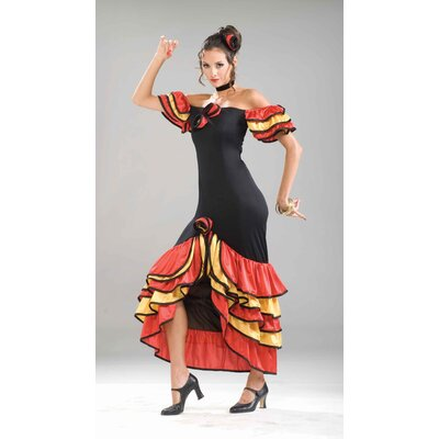 Forum Novelties Inc. Spanish Senorita Costume
