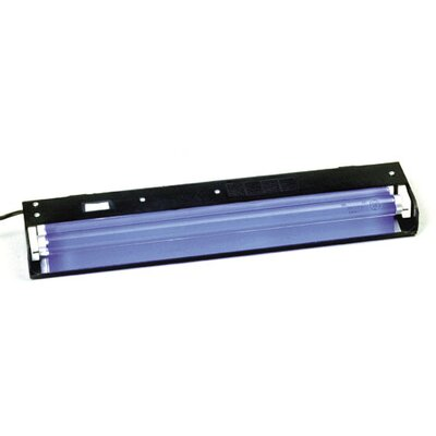 "Visual Effects 18"" Blacklight Fixture with Bulb"