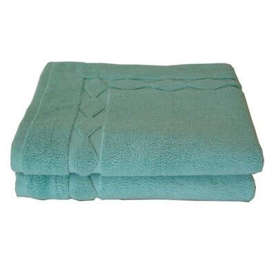dCOR design Luxury Bath Mat (Set of 2)