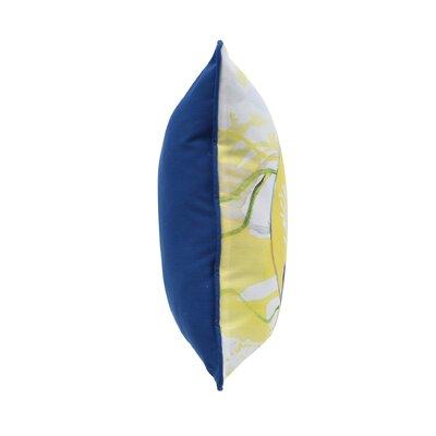 Betsy Drake Interiors Coastal Tang Indoor / Outdoor Pillow