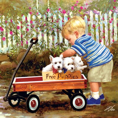 MasterPieces Puppy Love Puzzle