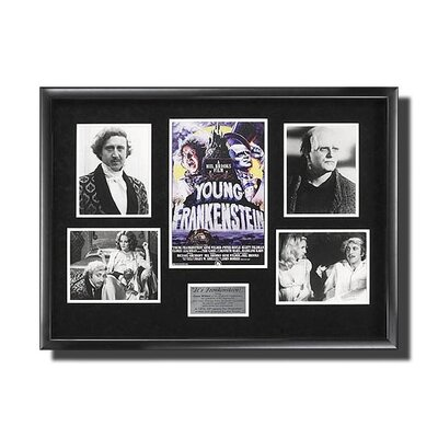Legendary Art Framed 'Young Frankenstein' Memorabilia