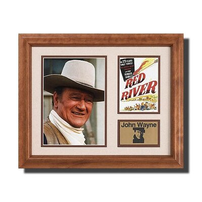 Legendary Art John Wayne 'Red River' Memorabilia