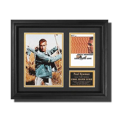 Legendary Art 'Cool Hand Luke' Movie Memorabilia