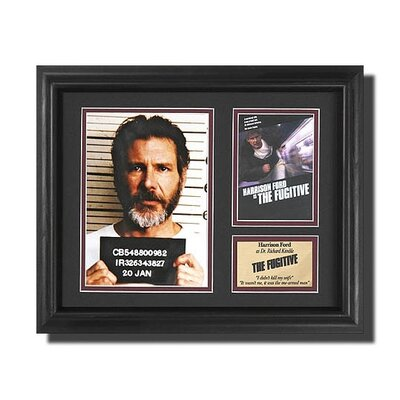 Legendary Art 'Fugitive' Movie Memorabilia