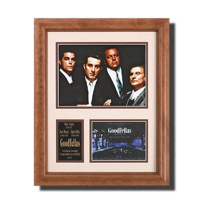 Legendary Art 'Goodfellas' Movie Memorabilia
