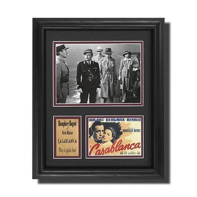 Legendary Art 'Casablanca' Movie Memorabilia