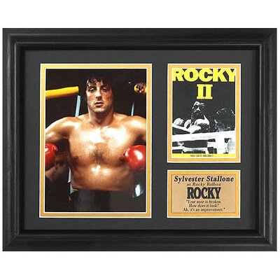 Legendary Art 'Rocky' Movie Memorabilia