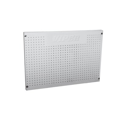 Viper Tool Storage Stainless Steel Peg Board