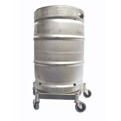 PVIFS Trash Can and Keg Dolly