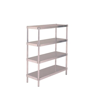 PVIFS Five Shelf Complete Shelving Unit