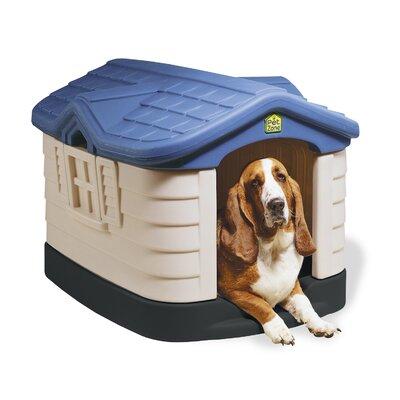 Pet Zone Pet Zone Cozy Cottage Dog House Amp Reviews Wayfair